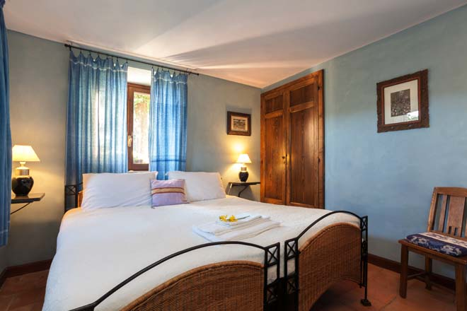 Locanda del Gallo - Rooms
